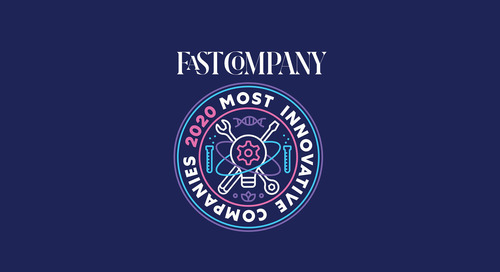Fast Company Names Mindbody One of the Most Innovative Companies