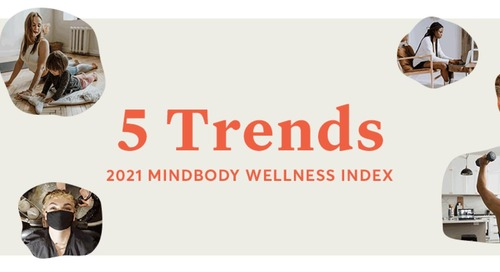 5 Wellness Trends to Watch in 2021