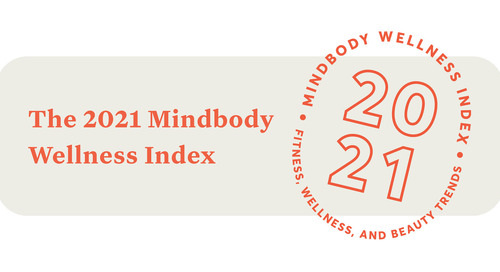 The 2021 Mindbody Wellness Index: Everything You Need to Know