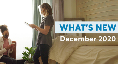 What's New: December 2020 Software Updates