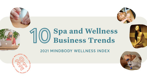 10 Spa and Wellness Business Trends in 2021