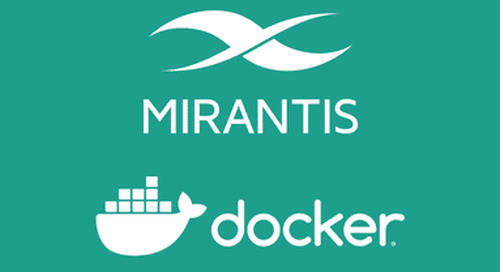 Mirantis joins the Docker Verified Publisher program: what does that mean for you?