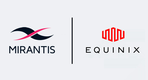 Equinix Metal and Mirantis: Multi-Cloud without Confusion or Compromise