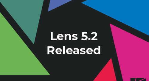 Lens 5.2 adds Apple M1 support, Monaco integration, and smoother user experience
