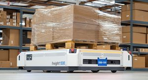 Honeywell partners with Fetch Robotics to deliver autonomous mobile robots to DCs