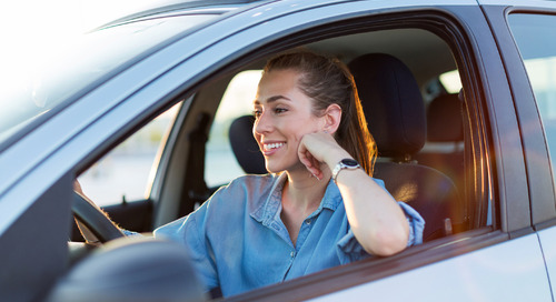 Three Myths About Driving For Work