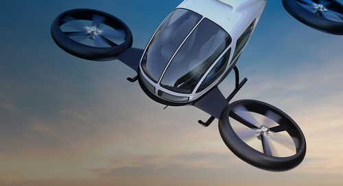 Are we ready for a flying car?