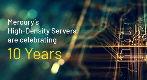 Blog:  I'll take my data center to go, please: Celebrating 10 years of deployable data center performance