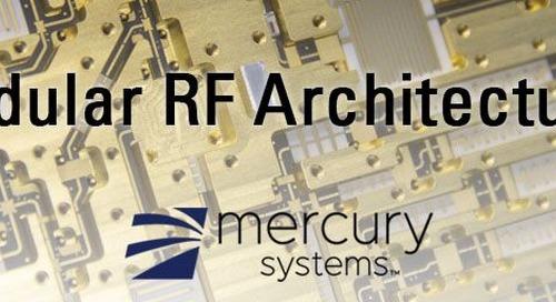 Modular RF Architectures
