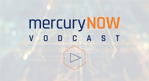 Strengthening cybersecurity at the edge: Intel and Mercury talk multilayered security
