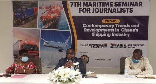 We are committed to improving Ghana's shipping sector – Shippers Authority - Myjoyonline.com