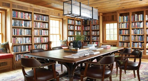 A Gentleman's Private Retreat in Ridgefield, Connecticut