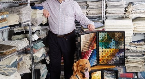 Five Questions:  Gary Shafran Owner of L&M Custom Carpets and Rugs