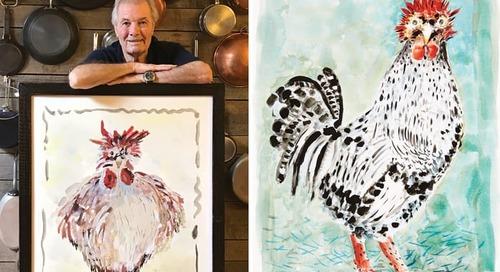 Chef's Surprise: Jacques Pepin
