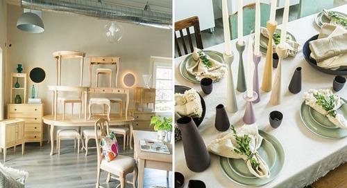 Shop Visit: Eleish van Breems Home