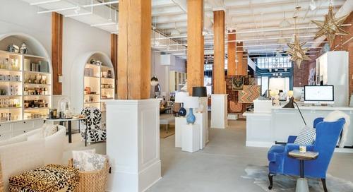 Shop Visit: One Kings Lane