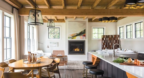 This Beverly Farms Carriage House has a Surprise Ending