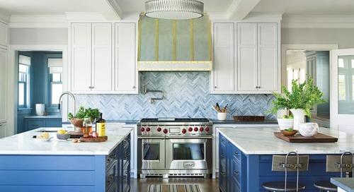This Quonnie Beach House is a Blue Heaven