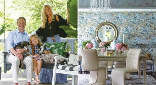 The Greenwich Home of Designer Andrea Sinkin