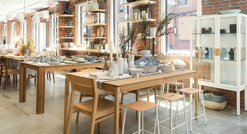 Shop Visit: Lekker Home