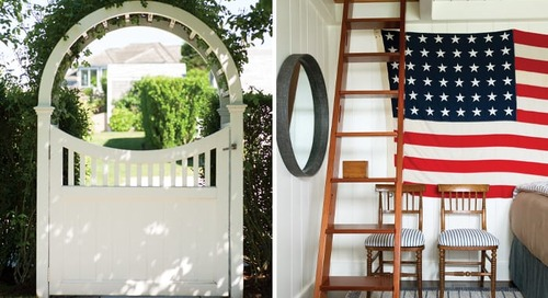 A Nantucket Cottage Designed by Suzanne Kasler