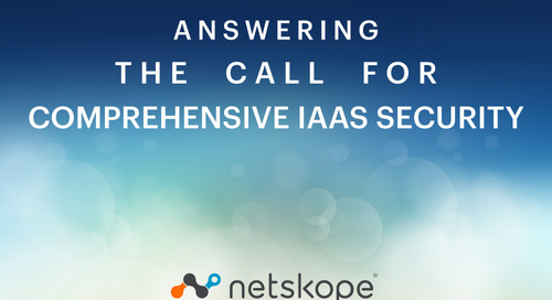 Answering the call for continuous IaaS security
