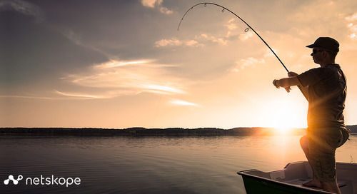 Fishing for data loss and unexpectedly catching malware