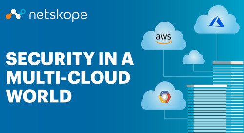 Security in a Multi-Cloud World