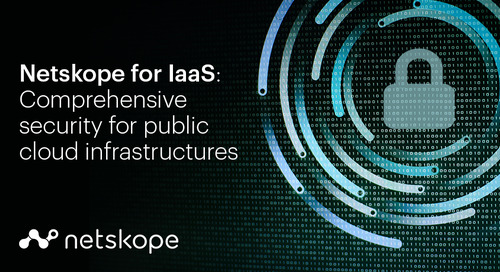 Announcing the latest public cloud infrastructure security enhancements to Netskope for IaaS