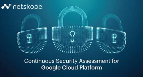 Introducing Continuous Security Assessment for Google Cloud Platform