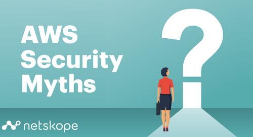 The Common Myths of AWS Security