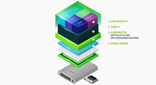 NVIDIA EGX Scales Real-Time Edge AI from Jetson Nano to T4 Server Racks