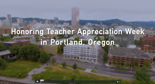 Teacher Appreciation Week: What Would You Say to Your Favorite Teacher?