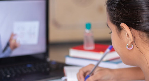 This time it's personal: Making the most of distance learning