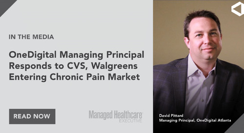 David Pittard Comments on the Chronic Conditions Treatment at CVS and Walgreens