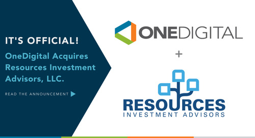 OneDigital Acquires Resources Investment Advisors