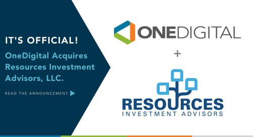 OneDigital Acquires Resources Investment Advisors