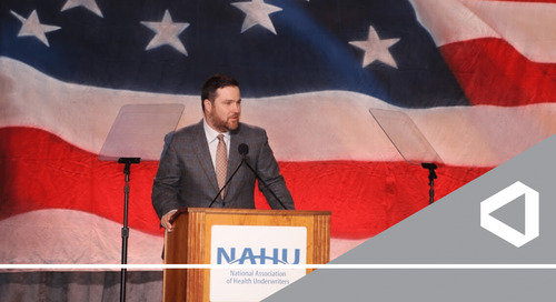 """""""A Roadmap to Reform"""" Keynote: NAHU 2020 Capitol Conference"""