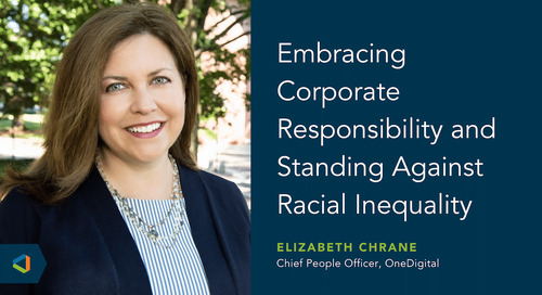 Embracing Corporate Responsibility: A Message from OneDigital's Chief People Officer