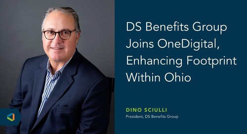 OneDigital Acquires DS Benefits Group