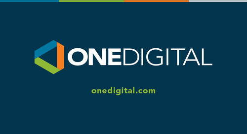 OneDigital Richmond Awarded Top Workplace for Second Straight Year