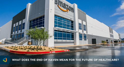 Amazon, Berkshire Hathaway, JPMorgan's Haven Organization Disbands. What May Be the Next Trending Initiative?
