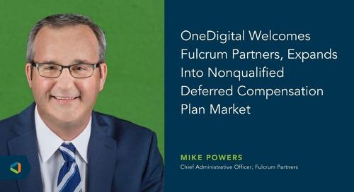 OneDigital Acquires Fulcrum Partners