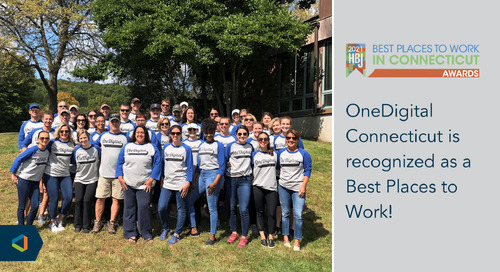 OneDigital's Hartford Office Wins Best Places to Work 2021 Award
