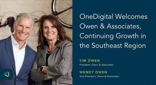 OneDigital Acquires Owen & Associates