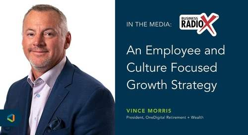 An Employee and Culture Focused Growth Strategy