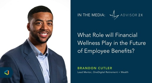What Role will Financial Wellness Play in the Future of Employee Benefits?