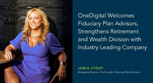 OneDigital Acquires Fiduciary Plan Advisors