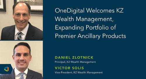 OneDigital Acquires KZ Wealth Management