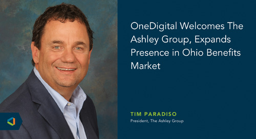 OneDigital Acquires The Ashley Group